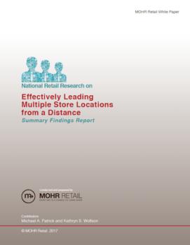 retail leadership skills research