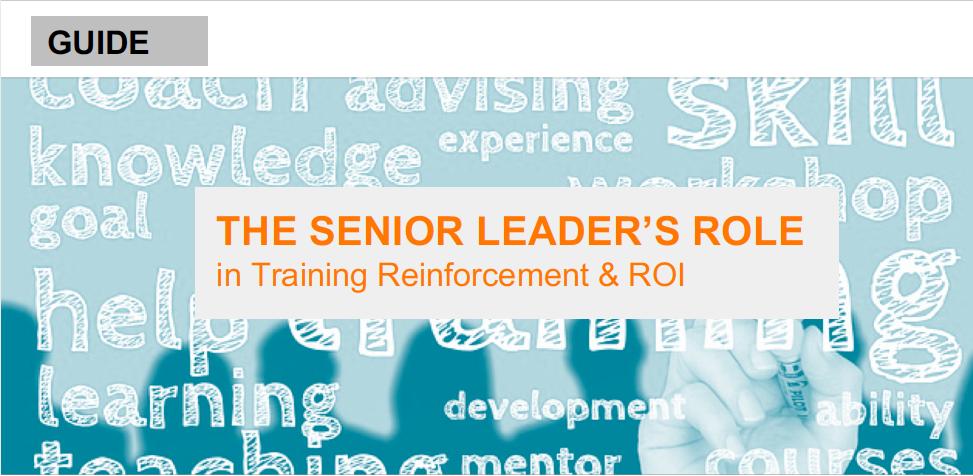 retail training reinforcement